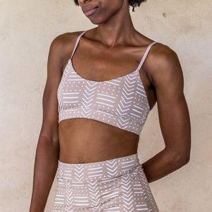 Lexi crop - White tribe - Idis Designs