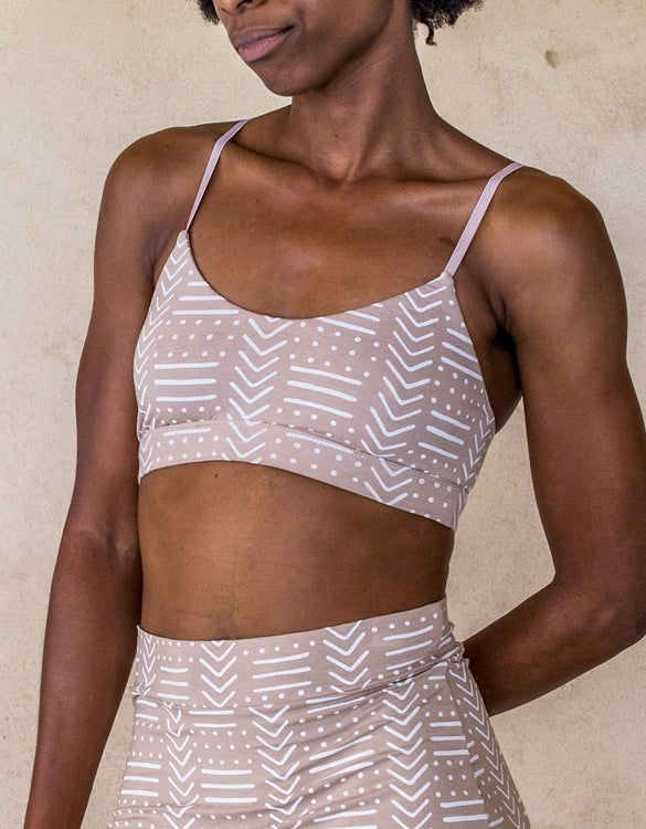 Lexi crop - White tribe