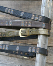 Rustic Tracks Belt