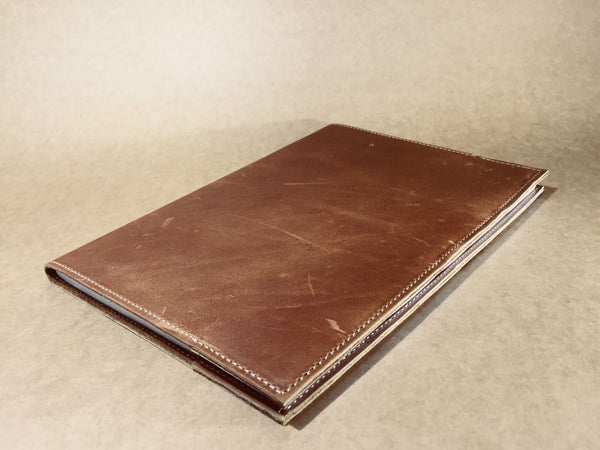 Book Cover (100% pure cow's leather)