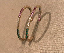 Mega rainbow hoops