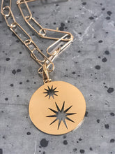 Mykonos pendant necklaces
