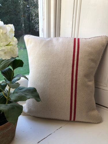 Percy and Dottie Large Square Cushions