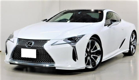 TRD JAPAN 2018-2021 Lexus LC 500/500h Factory Painted Front Lip Spoiler Kit