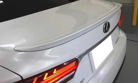 TRD JAPAN 2018-2020 Lexus LS 500/500h Factory Painted Rear Spoiler
