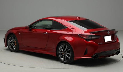 TRD JAPAN 2019-2020 Lexus RC Factory Painted Side Skirts