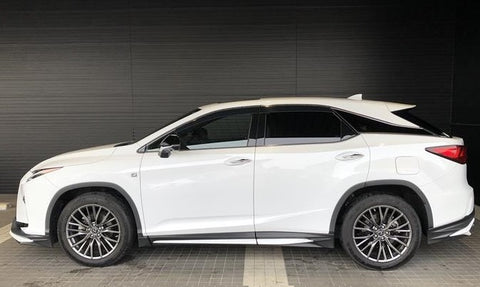 TRD JAPAN 2016-2019 Lexus RX Factory Painted Side Skirts