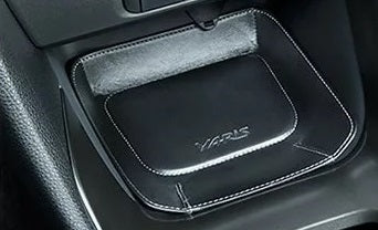 Genuine Toyota Japan 2020 GR Yaris Interior Console Leather Tray