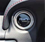 TOM'S JAPAN 2015-2018 Lexus RC/RC-F Push Start Button
