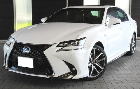 TRD JAPAN 2016-2019 Lexus GS F-Sport Factory Painted Front Spoiler Kit