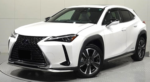 Genuine Lexus Japan 2019-2021 UX Front Under Run Lip Spoiler