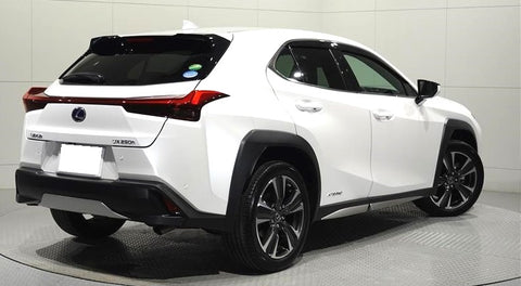 Genuine Lexus Japan 2019-2021 UX Rear Under Run Protector