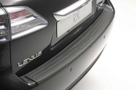 Genuine Lexus Europe 2010-2015 RX Rear Bumper Protector with Lexus Logo