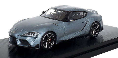 2020 Toyota GR SUPRA 1/43 Scale Diecast Model Car (Matte Grey)