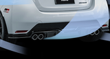 Genuine Toyota Japan 2020 GR Yaris Rear Bumper Spoiler Kit and Dual Exhaust System