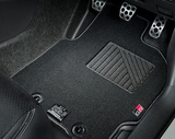 Genuine Toyota Japan 2020 GR Yaris Floor Mats (Basic) - RHD