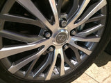 Genuine Lexus Japan 2016-2021 LX 570 Wheel Center Caps (SET OF 4)