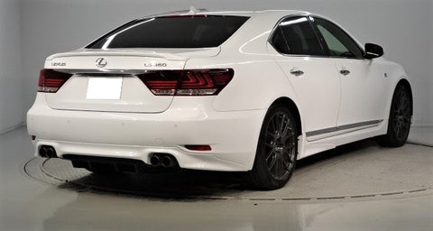 Genuine Lexus Japan 2013-2017 Lexus LS Factory Painted Rear Spoiler