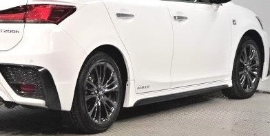 TRD JAPAN 2018-2019 Lexus CT Factory Painted Side Skirts