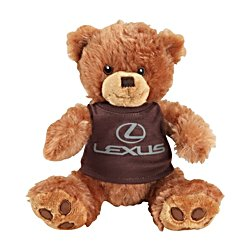 Lexus Patches Paw The Bear