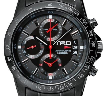 TRD JAPAN 2021 Limited Edition Chronograph Watch