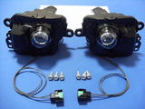 Genuine Lexus Japan 2014-2016 IS F-Sport Factory PKG LED Fog Lamp Unit Set