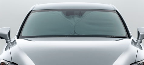 Genuine Lexus Japan 2014-2016 IS Front Sunshade