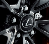Genuine Lexus Japan 2015-2020 RC-F Premium Wheel Lock Set