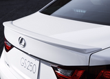 Genuine Lexus Japan 2013-2015 GS F-Sport Factory Painted Rear Spoiler