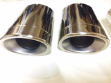 Genuine Lexus Japan 2016-2017 GS-F Exhaust Tips (SET OF 4)