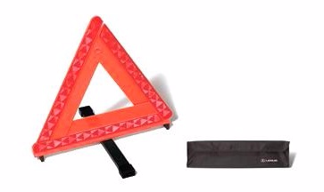Genuine Lexus Japan Reflective Safety Warning Triangle