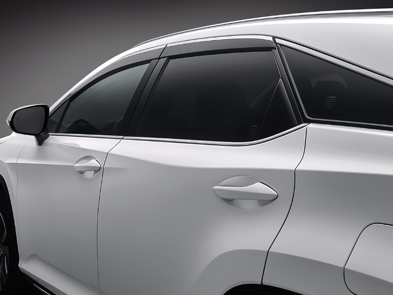 Smoked Visor For 2015-2017 Lexus NX