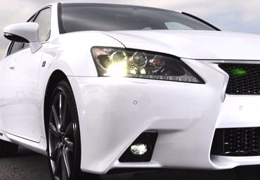Genuine Lexus Japan 2014-2015 GS F-Sport LED Fog Lamp Unit Set