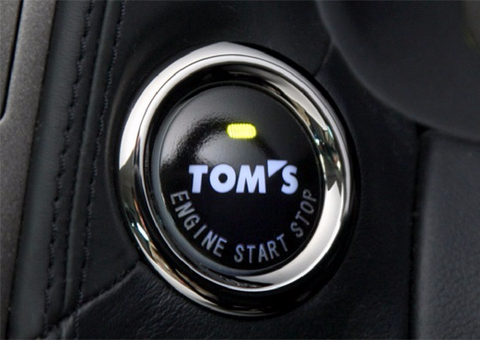 TOM'S JAPAN 2014-2016 Lexus IS Push Start Button