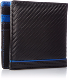 TRD JAPAN Carbon Pattern Leather Wallet