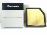 Genuine Lexus Japan 2013-2015 GS Engine Air Filter