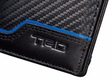 TRD JAPAN Carbon Pattern Business Card Holder
