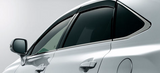 Genuine Lexus Japan 2010-2015 RX Smoke Side Window Visor Set