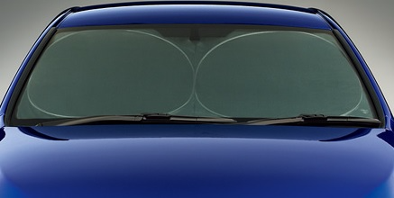 Genuine Lexus Japan 2008-2014 IS-F Front Sunshade