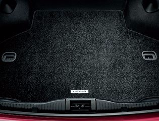 Genuine Lexus Japan 2010-2015 IS-C Premium Luggage Mat