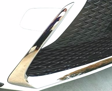 Genuine Lexus Japan 2014-2020 CT Front Grille Lower Chrome Garnish