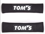 TOM'S JAPAN Seat Belt Cover Pads Shoulder Cushion