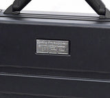 TRD JAPAN Attache Briefcase Dual Combination Locks