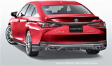 TRD JAPAN 2019-2020 Lexus ES Factory Painted Rear Diffuser Kit and Dual Exhaust System
