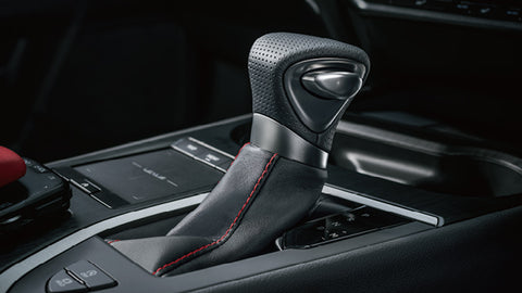 Genuine Lexus Japan 2019 UX F-Sport Punching Leather AT Shift Knob