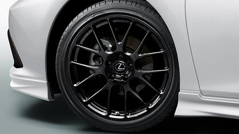 TRD JAPAN 2019 Lexus ES 19inch Premium Forged Aluminum Wheel Kit