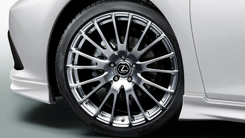 TRD JAPAN 2019-2020 Lexus ES 20inch Premium Forged Aluminum Wheel Kit