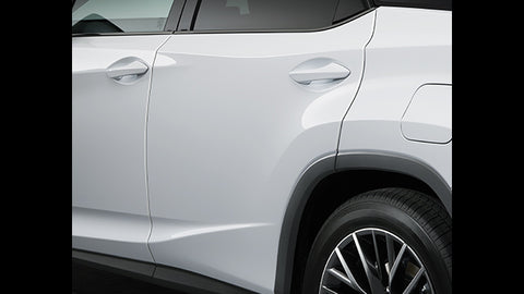 Genuine Lexus Japan 2016-2019 RX Factory Painted Door Edge Protector Set  (SET OF 4)
