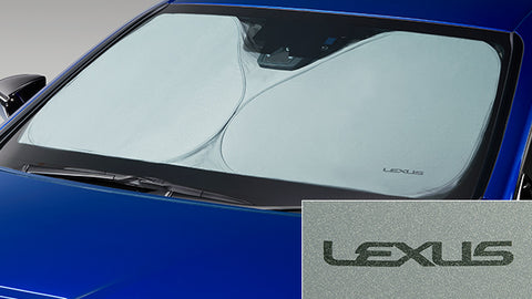 Genuine Lexus Japan 2015-2020 RC/RC-F Front Sunshade