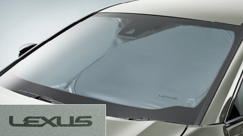 Genuine Lexus Japan 2019-2021 UX Front Sunshade with Lexus Logo